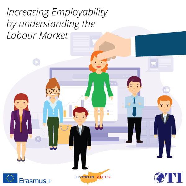 Increasing Employability by Understanding the Labour Market Banner