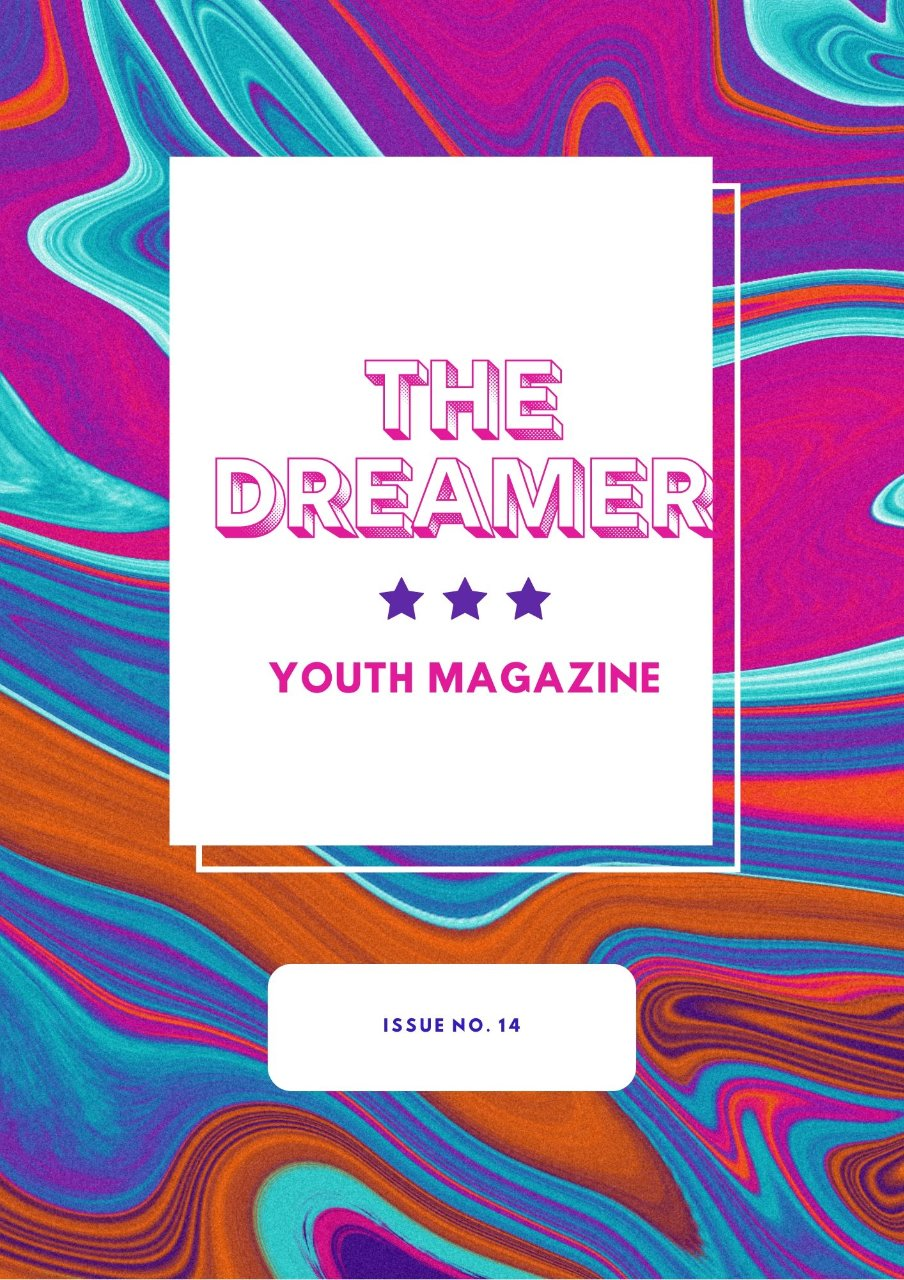 TheDreamer 14 cover